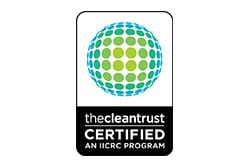 thecleantrust CERTIFIED AN IICRC PROGRAM